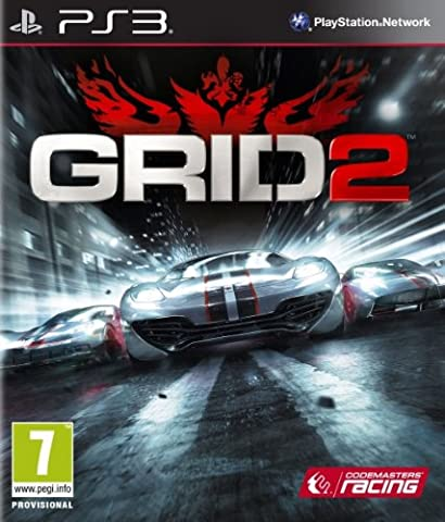 Grid 2 [UK Import] - [PlayStation 3]