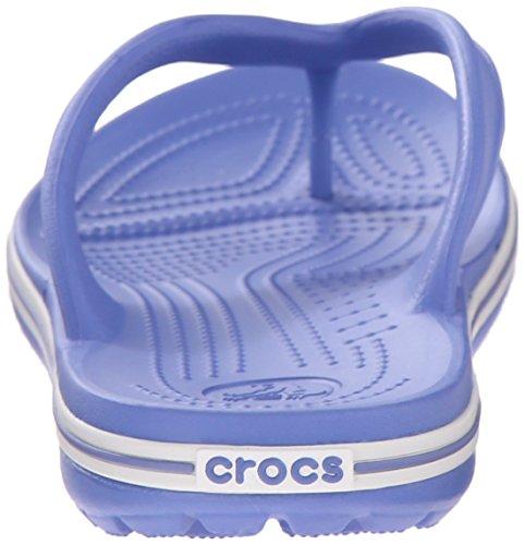 crocs Unisex-Erwachsene Crocband Lopro Flip Zehentrenner Beige (Lapis/Oyster)