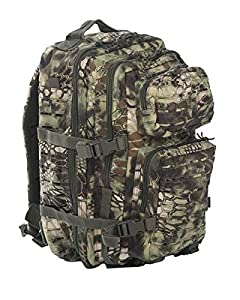 Mil-Tec US Assault Pack / Rucksack Approx. 36 Litre Military / Outdoor / School