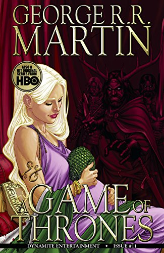 George R.R. Martins A Game Of Thrones: The Comic Book #11 ...
