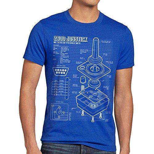 style3-2600-vcs-console-de-jeux-vido-t-shirt-homme-joystick-8-bit-rtrogaming-taillelcouleurbleu