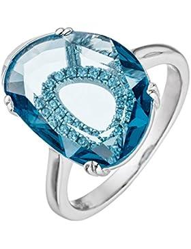 Ring Arktis in 925 Silber für Damen - EDEL