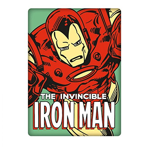 La invincble Iron Man imán nevera Metal Marvel Oficial