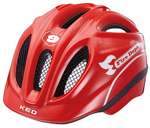 KED Meggy II Trend Helmet Kids Fire Truck Kopfumfang M | 52-58cm 2018 Fahrradhelm