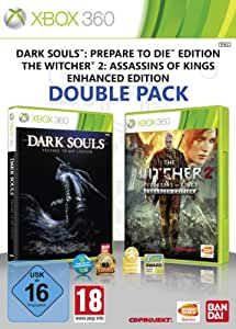 Double Pack: The Witcher 2: Enhanced Edition + Dark Souls: Prepare to die Edition