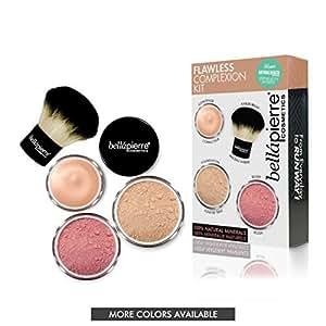 Bella Pierre Flawless Complexion Kit Medium by bellapierre Cosmetics