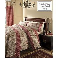 Catherine Lansfield Kashmir - Set Copripiumino Matrimoniale, 200 fili, King