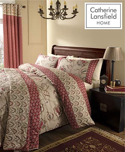 Catherine Lansfield Kashmir - Juego cama algodón