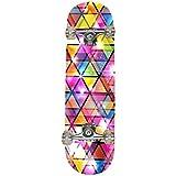 HANSSON. Sports Top para skateboard arce 4 nuevos diseños para elegir, diseño de: Juwel