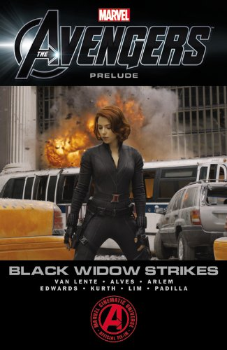 Marvel's the Avengers (Black Widow)