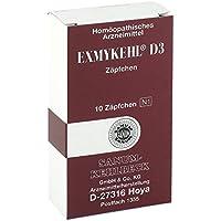 Exmykehl D 3 Suppositorien 10 stk preisvergleich bei billige-tabletten.eu