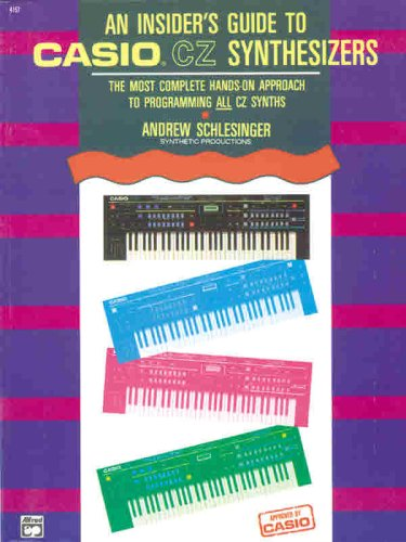 An Insider\'s Guide to Casio Cz Synthesizers