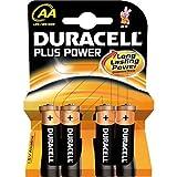 Duracell Alkaline Plus Power mignon/AA LR06 4Pack