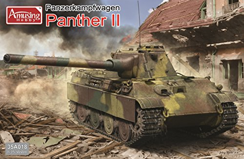 Panther II 2in1 – Amusing Hobby