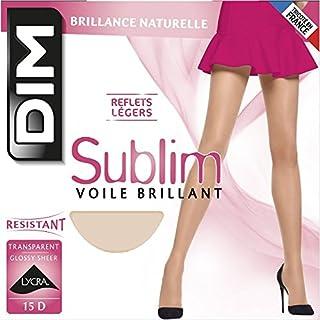 Dim Sublim Voile Brillant - Collants - 15 deniers - Femme - Noir - 2 (B00661GUVK)   Amazon Products