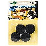 Primeway Furniture Floor Protector, Dia 38mm, 12 Pcs Set