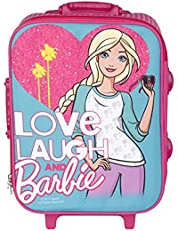 Barbie Blue Softsided Briefcase (MBE-MAT342)