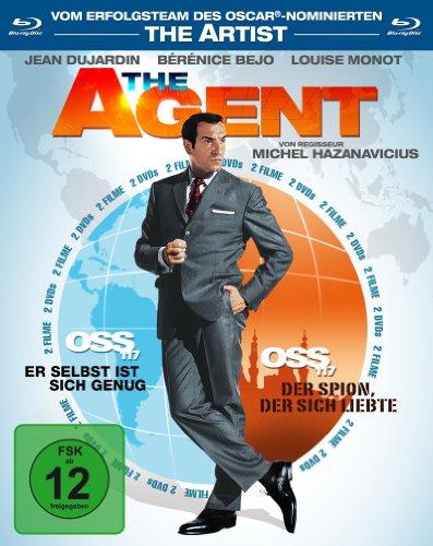Bild von The Agent - OSS 117, Teil 1 & 2 (2 Blu-rays)