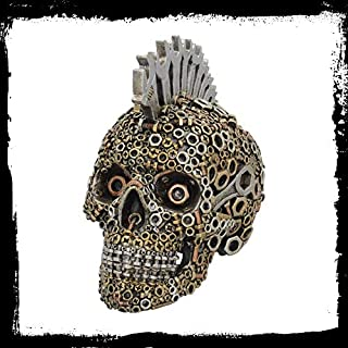 Nemesis Now Mechanically Minded (large) Skull Alator Giftware Ornament U4066M8