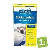 Milram - Schlagsahne ultrahocherhitzt 1000g 30% Fett