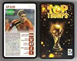 TOP TRUMPS World Cup 2010 football card Spain Chelsea Liverpool FERNANDO TORRES