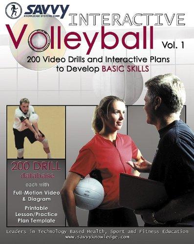 Interactive Volleyball: Vol 1 por Brad Kilb