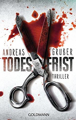 Buchcover Todesfrist: Maarten S. Sneijder und Sabine Nemez 1 - Thriller
