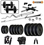#6: Kore 30Kg Combo2-WB Home Gym & Fitness Kit