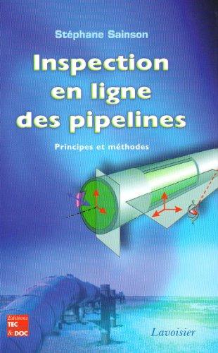 Inspection en ligne des pipelines : Principes et méthodes