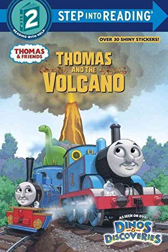 [(Thomas and the Volcano (Thomas & Friends))] [By (author) Reverend Wilbert Vere Awdry ] published on (January, 2015) par Reverend Wilbert Vere Awdry