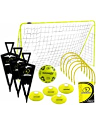 Kickmaster Ultimate Football Challenge - Yellow/Black