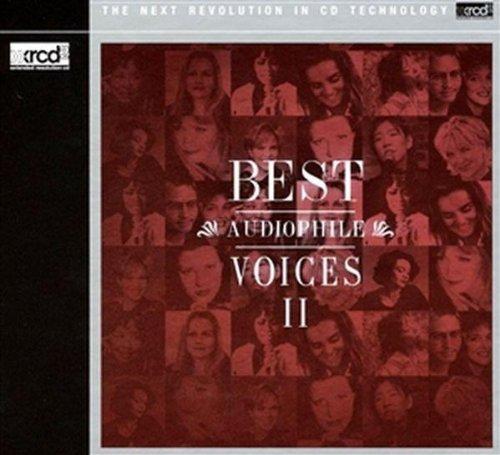 Best Audiophile Voices Vol 2 (XRCD) [Import allemand]
