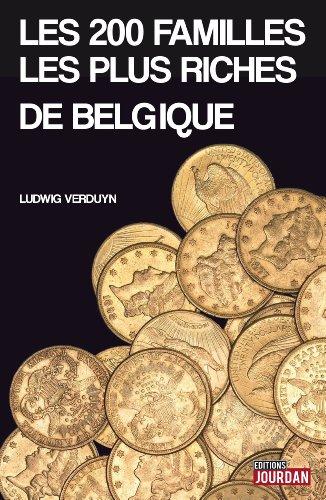 Les 200 familles les plus riches de Belgique