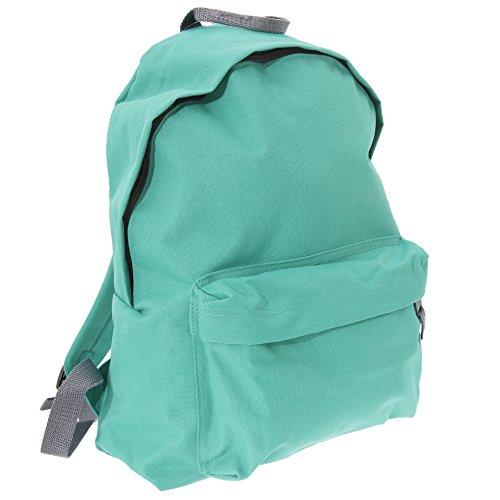 Bagbase Fashion Rucksack, 18 Liter One Mint Green/Light Grey