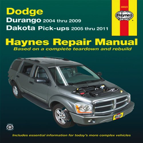 haynes-dodge-durango-dakota-pick-ups-automotive-repair-manual-haynes-automotive-repair-manuals