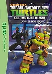 LES TORTUES NINJA 03 - L'armée de Shredder