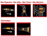 Saxmute Saxophon Dämpfer Tenor-Saxophon