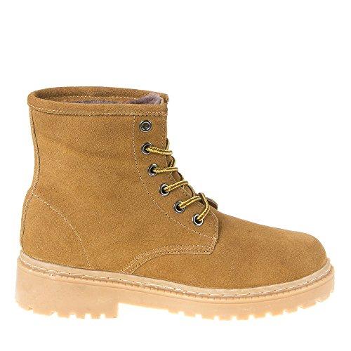 Chaussures, bottines g168 7 Beige - Camel