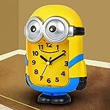 #7: Efinito Minion Table Alarm Clock - 16 cm