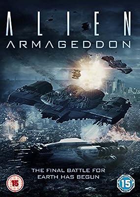 Alien Armageddon [DVD] [UK Import]