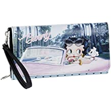 Betty Boop 2016 - Monedero billetera largo Beverly