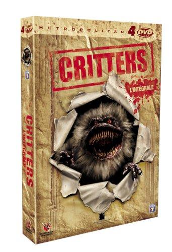 Coffret Critters 4 DVD : L'Intégrale