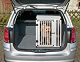 Karlie Flamingo Hundetransportbox aus Aluminium, 82 x 65 x 66 cm - 3
