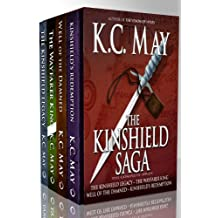 The Kinshield Saga: The Complete Series (English Edition)