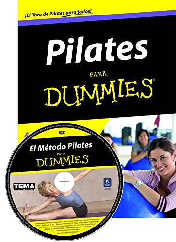 Pack Pilates para Dummies + DVD por Ellie Herman
