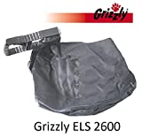 Grizzly Laubsauger Fangsack mit Halterung Grizzly ELS 2600 Elektro Laub Sauger