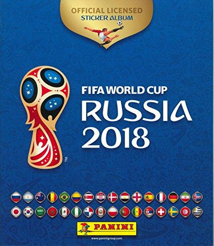 Panini - Mundial Rusia 2018 Álbum (003497AE)