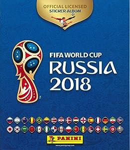 Panini- Mundial Rusia 2018 Álbum (003497AE)