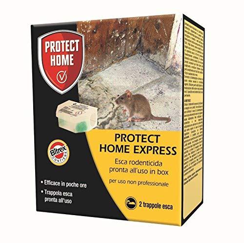 Bayer Garden Protect Home Esca rodenticida in Mousse nel Pratico Formato in Box, 2 x 10 gr