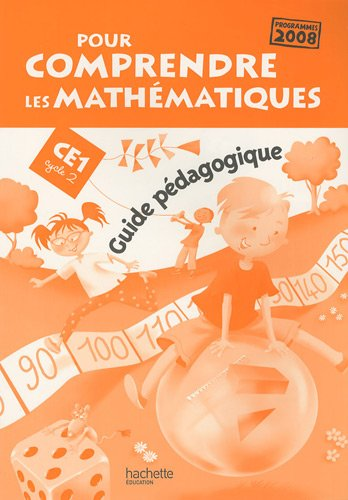 Pour comprendre les mathématiques CE1, Cycle 2